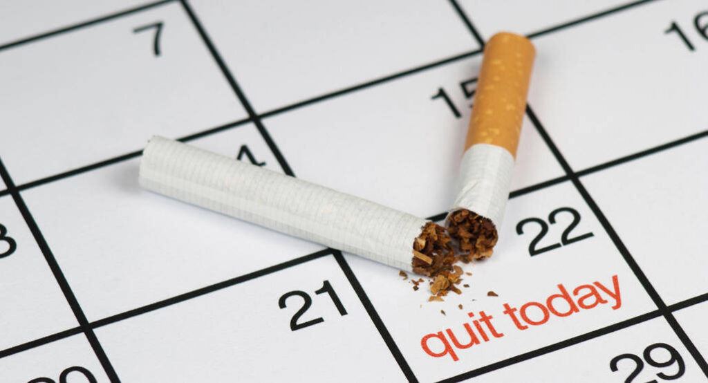 Stop smoking with bioresoance
